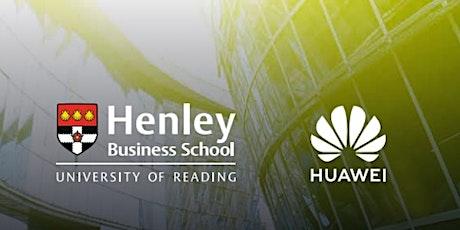 Meet Huawei - Huawei ICT Academy Welcome  Webinar (Oct, 6,13:00-14:30 pm) biglietti