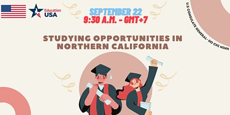Studying Opportunities in Northern California tickets