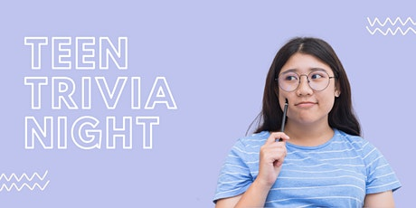 Teen Trivia Night tickets