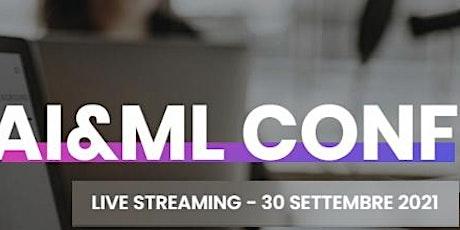 AI & ML Conference 2021 biglietti