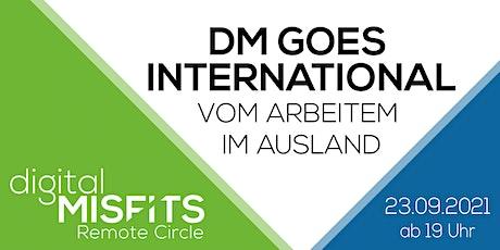 Digital Misfits Remote Circle - 23.09.21 Tickets