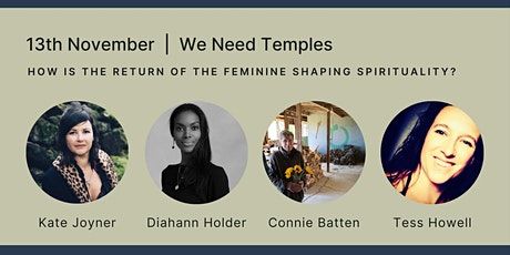 We Need Temples tickets