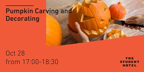 Pumpkin Carving and Decorating tickets
