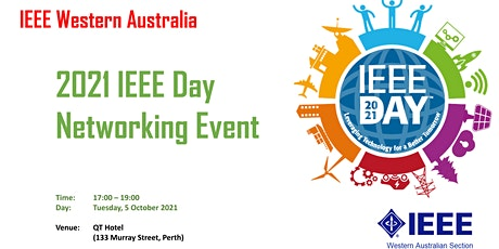 2021 IEEE Day Networking Event tickets