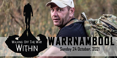 Warrnambool 2021 - Walking Off The War Within tickets