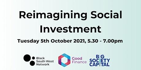 Reimagining Social Investment tickets