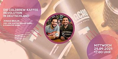 Der erfolgreichste Coldbrew Kaffee in DE – GMG Karacho