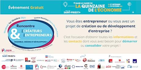 Rencontre des Créateurs et des Entrepreneurs 2021 billets