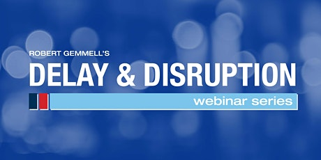 1. Introduction to and the Distinction Between Delay and Disruption tickets