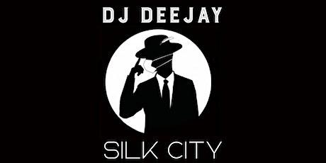 DJ Deejay Silk City Saturdays NOV06 tickets
