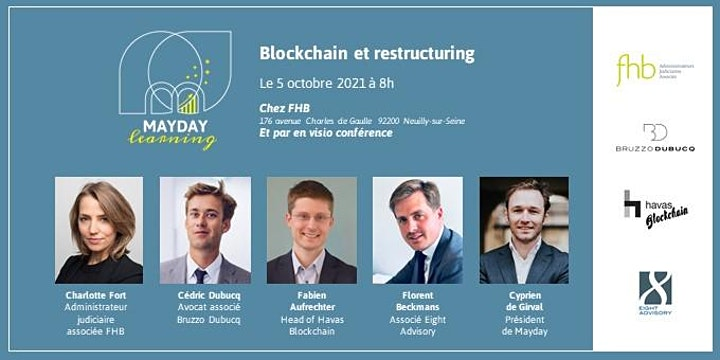 Image pour Mayday Learning - Blockchain et restructuring