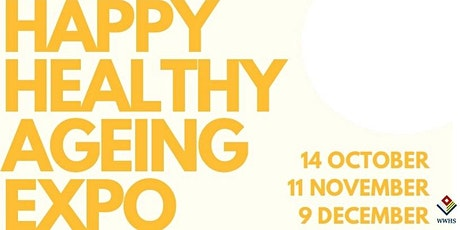 Happy Healthy Ageing Expo tickets
