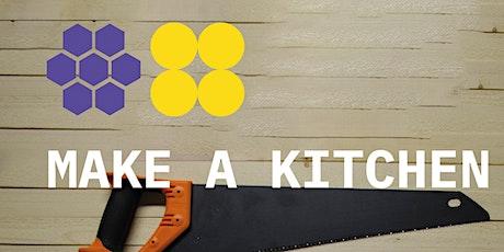 Make a Kitchen biglietti