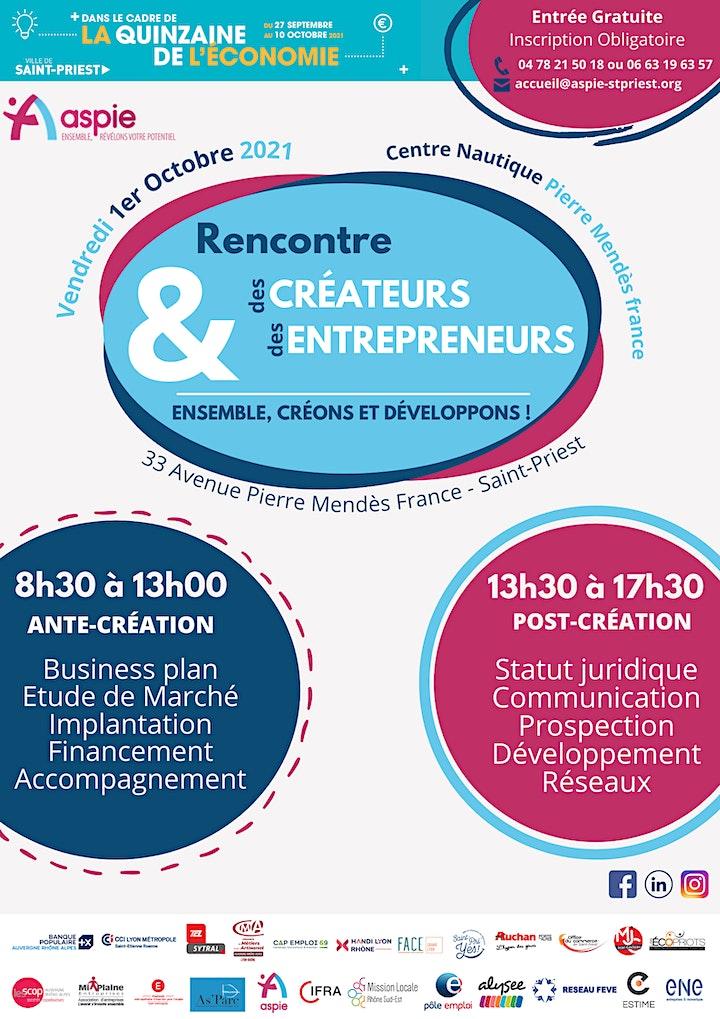 Image pour Rencontre des Créateurs et des Entrepreneurs 2021