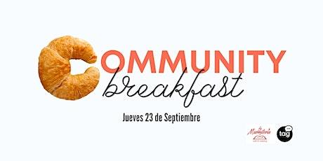 Community Breakfast BCN - September tickets