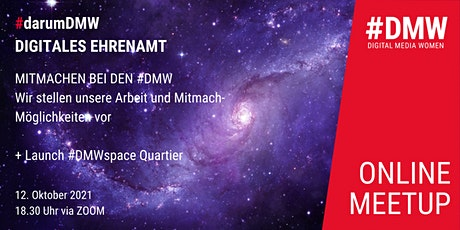 #darumDMW überregionales Meetup Tickets