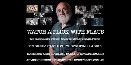 Watch a Flick with Flaus tickets