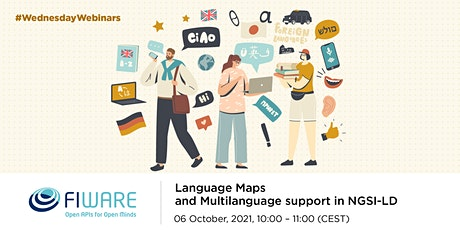 Language Maps and Multilanguage support in NGSI-LD tickets