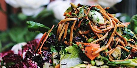Cours de cuisine : La cuisine asiatique végétarienne billets