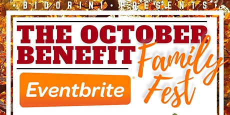 The October Benefit: Family Fest tickets