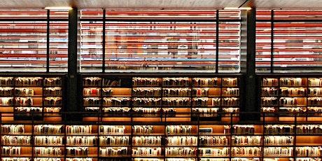 Visita guiada a la Biblioteca Museo Reina Sofía entradas