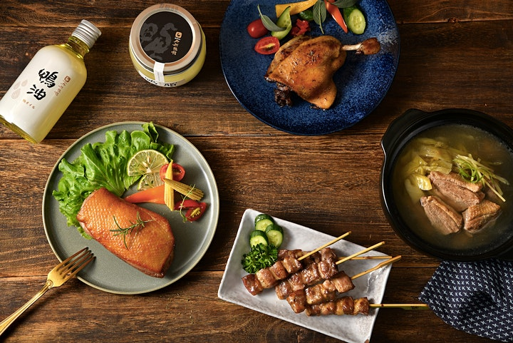 Calioo Retromania Food Market image