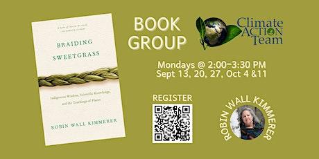 CAT: Braiding Sweetgrass Book Group tickets