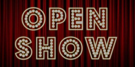 Open Show - Medicina biglietti