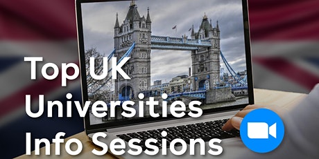 IDP Info Session : Psychology at Queen's University Belfast tickets