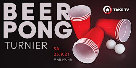 BeerPong Turnier 25.9.2021 @ TaKe's Gaming Bar Tickets