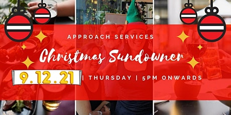 Approach Services Christmas Sundowner tickets