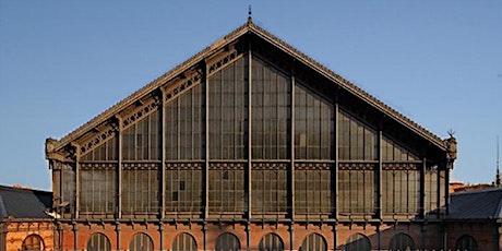 Visita guiada al Museo del Ferrocarril entradas