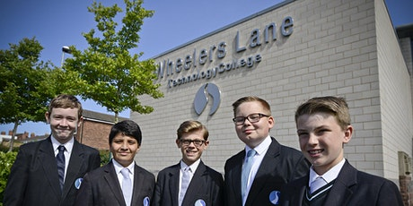 Wheelers Lane Technology College Open mornings tickets