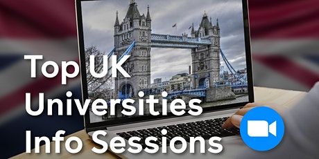 IDP Info Session with University of Sheffield : Trends in Data Science tickets