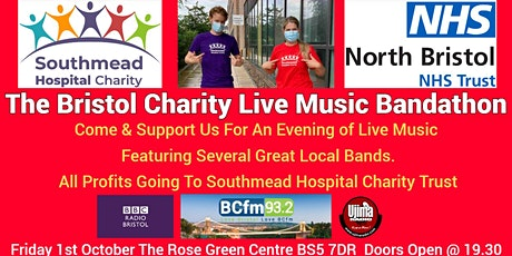 The Bristol Charity Live Music Bandathon - Southmead Hospital Charity Trust tickets