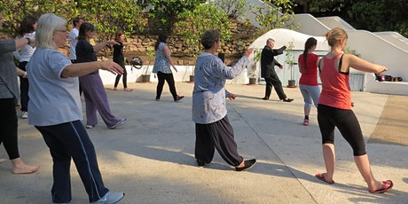 Qigong class - gentle exercises for overall well-being tickets