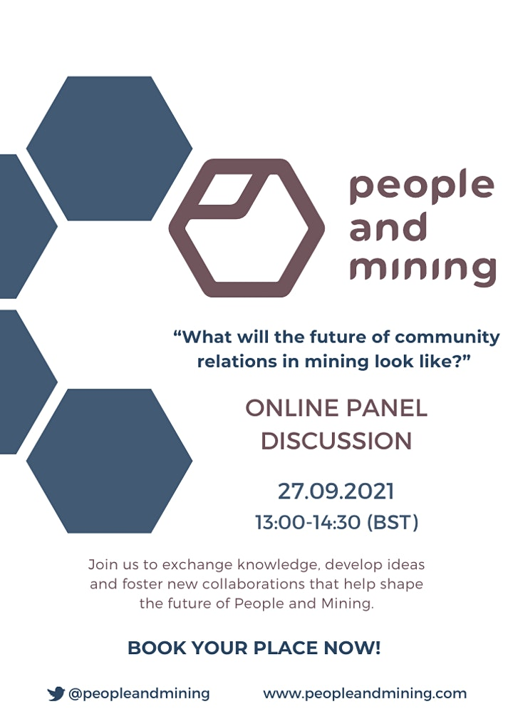 People and Mining - What is the future of community relations in mining? image