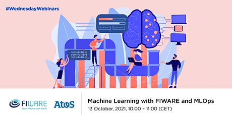 Machine learning with FIWARE and MLOps tickets