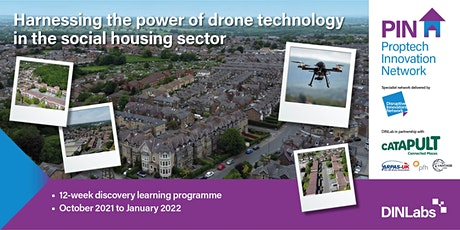 Harnessing the power of drone tech in social housing: A DINLab briefing tickets