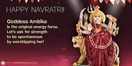 Dada Bhagwan Navratri Garba 2021 - Free Event tickets