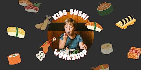 FREE Kids Sushi Making Workshop tickets