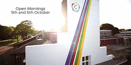 Open Morning - 5th October tickets
