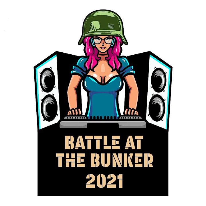 DJ BATTLE AT THE BUNKER 2021 image