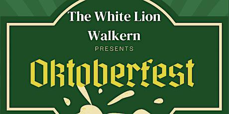 Saturday Night Oktoberfest 2021 tickets