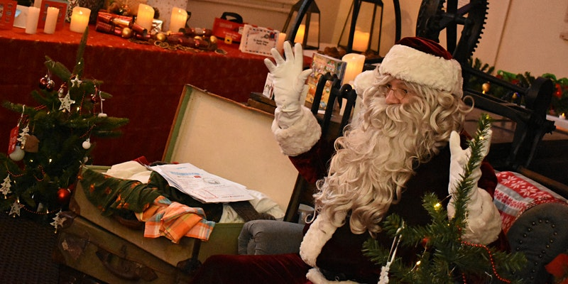 Storytime with Father Christmas