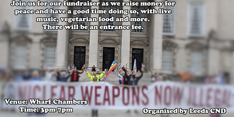 Party for Peace! Leeds CND Benefit tickets