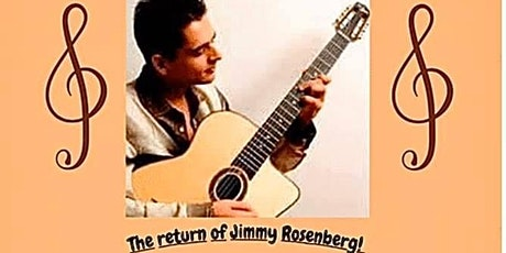 An Evening With Jimmy Rosenberg tickets