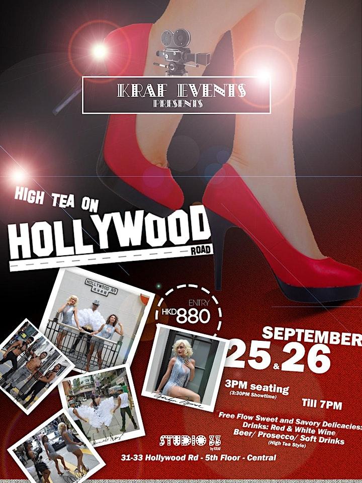 High tea on Hollywood Road (Saturday, Sept 25) image