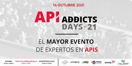 APIAddictsDays 2021 boletos