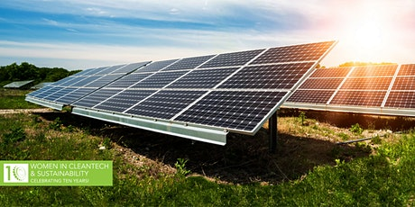 Women in Cleantech: Reaching Climate Goals with Community Solar tickets